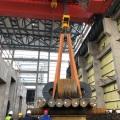东亚电力420吨行车型式试验顺利完成